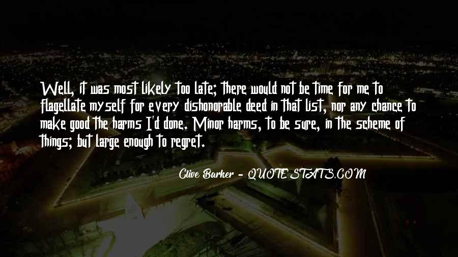Clive Barker Quotes #801496