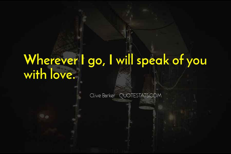 Clive Barker Quotes #952597
