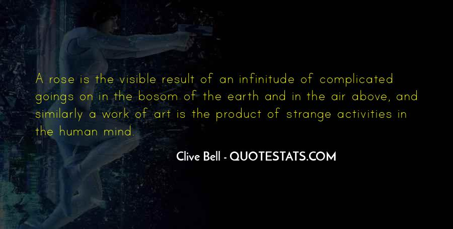 Clive Bell Quotes #1132838