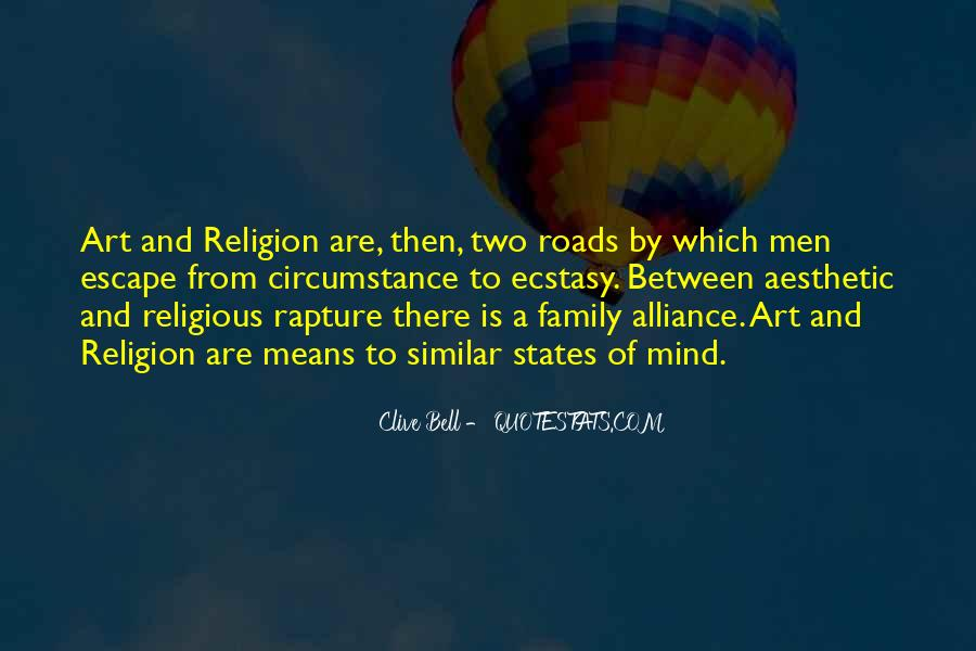 Clive Bell Quotes #1821198
