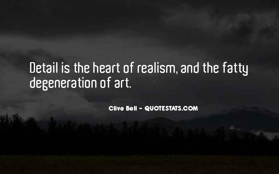 Clive Bell Quotes #314721