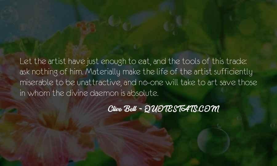 Clive Bell Quotes #888203
