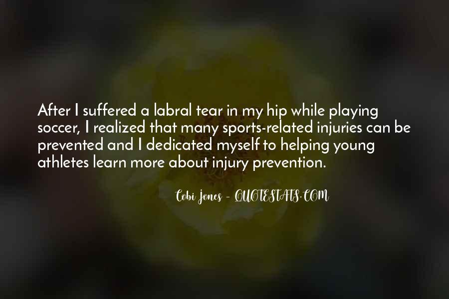 Cobi Jones Quotes #1027707