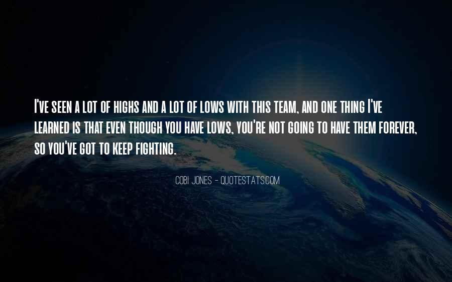 Cobi Jones Quotes #1512745