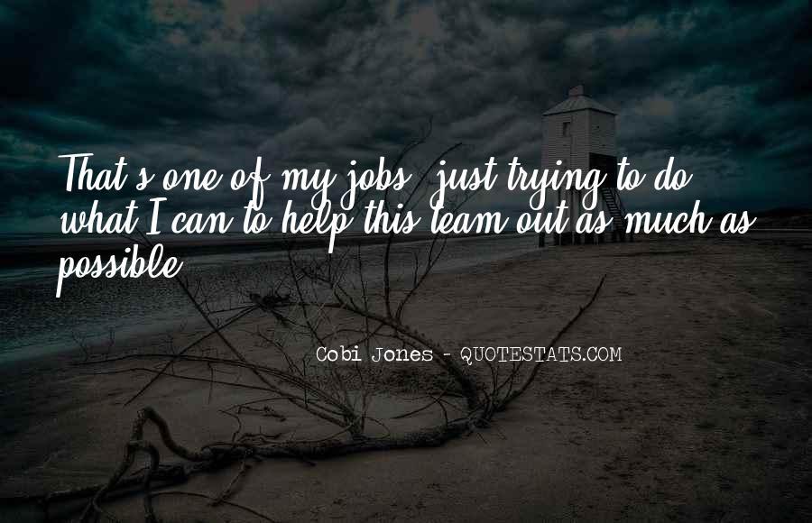 Cobi Jones Quotes #347421