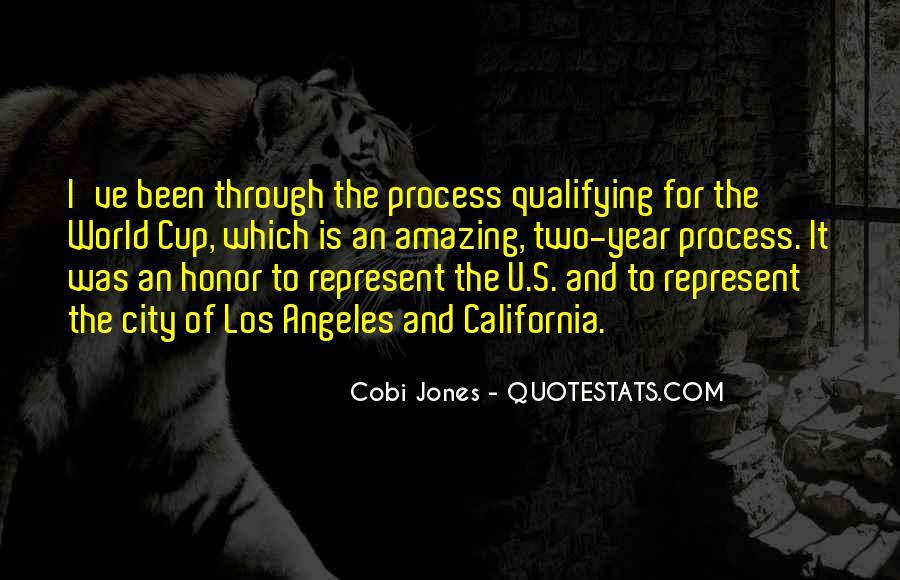 Cobi Jones Quotes #971878