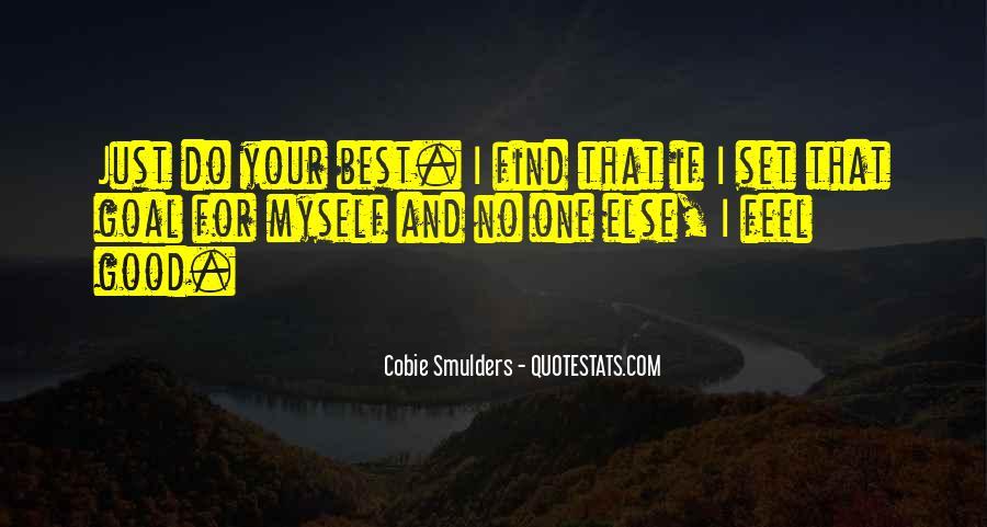 Cobie Smulders Quotes #1196835