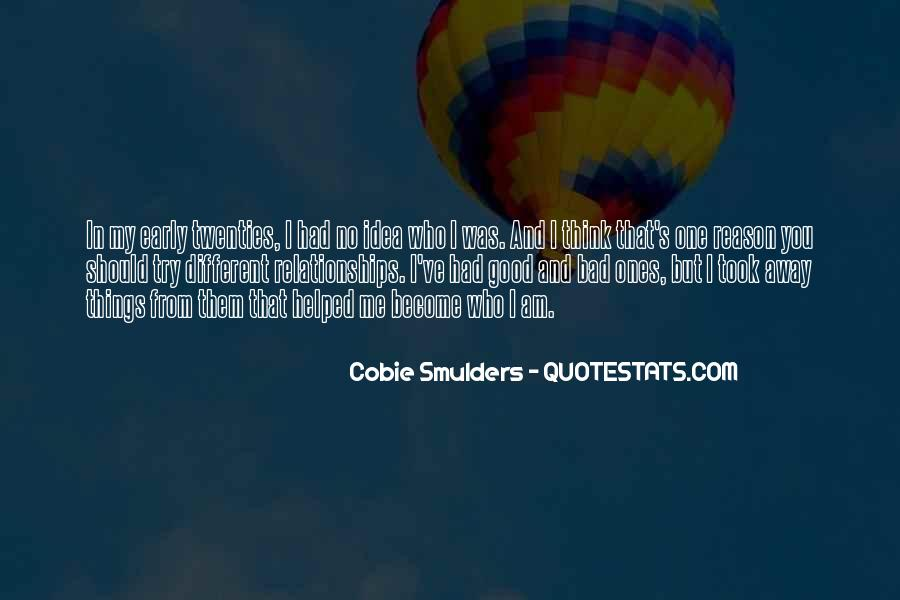 Cobie Smulders Quotes #1627750