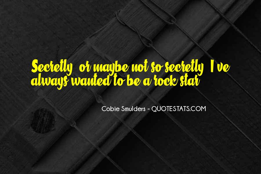 Cobie Smulders Quotes #286581