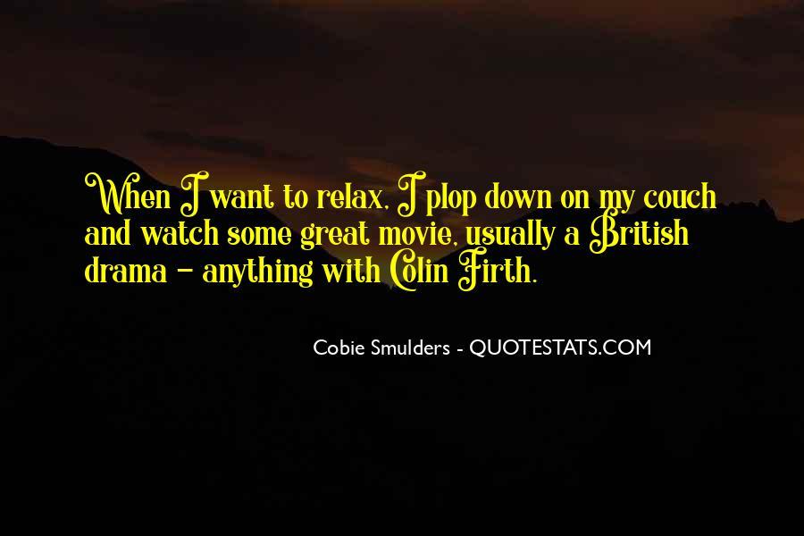 Cobie Smulders Quotes #39809