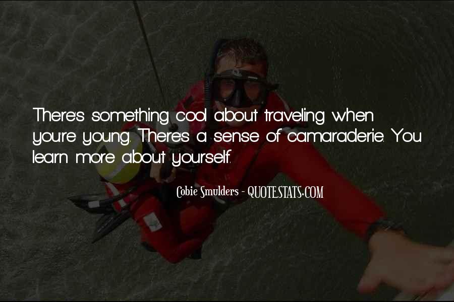 Cobie Smulders Quotes #84826