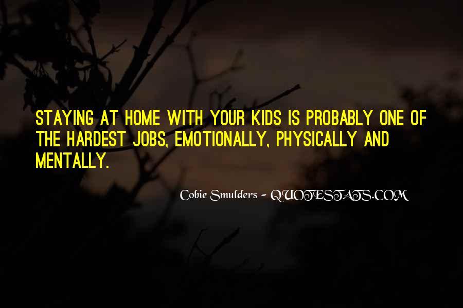 Cobie Smulders Quotes #995735