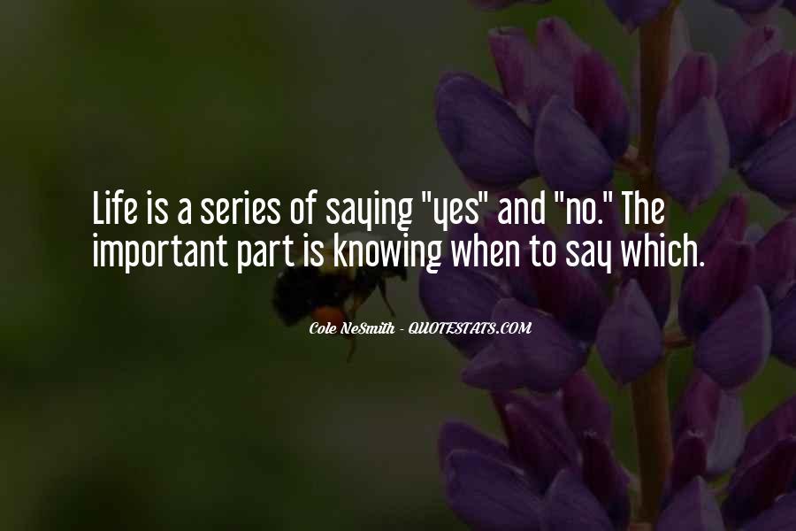 Cole NeSmith Quotes #1001405