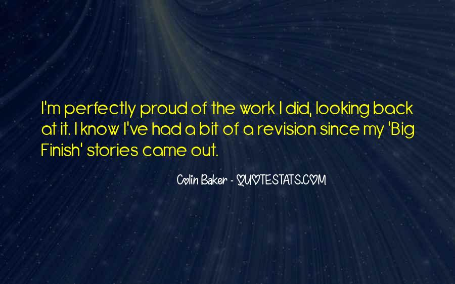 Colin Baker Quotes #1307525