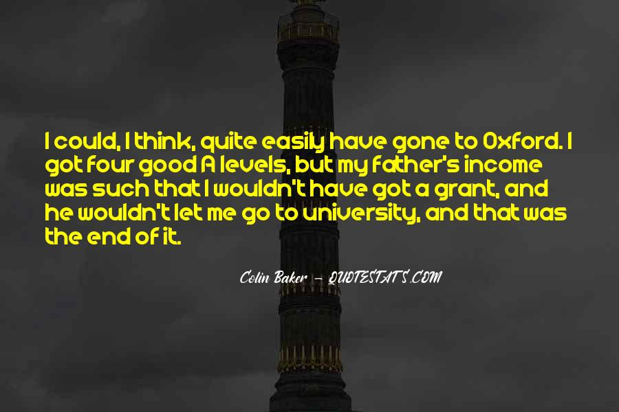 Colin Baker Quotes #1833149