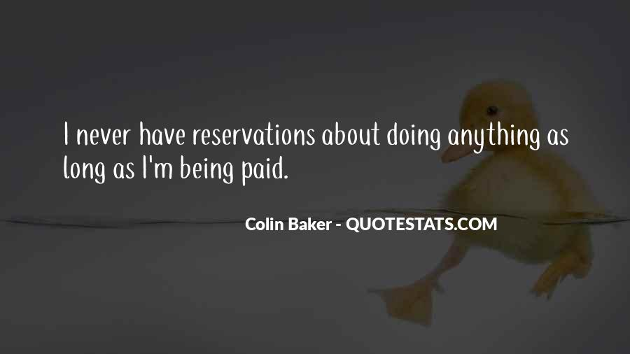 Colin Baker Quotes #403612