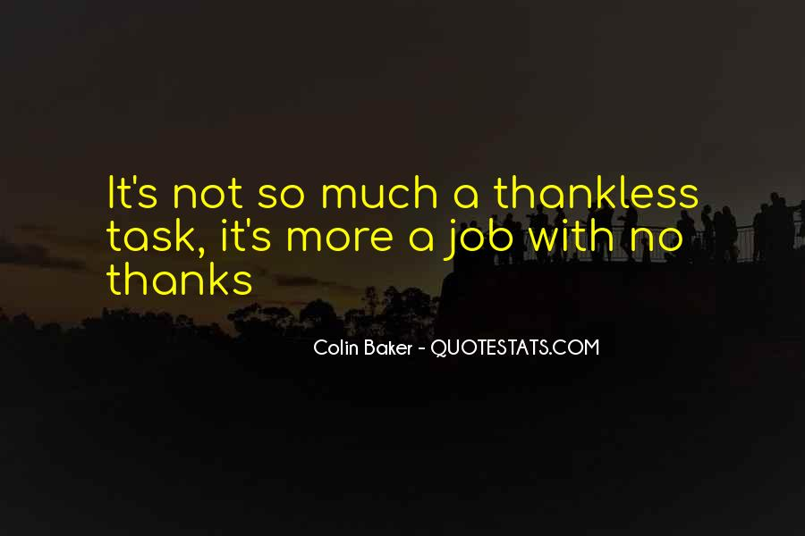 Colin Baker Quotes #486899