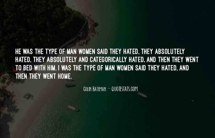 Colin Bateman Quotes #112036