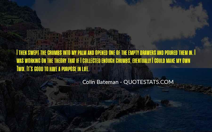 Colin Bateman Quotes #1667143