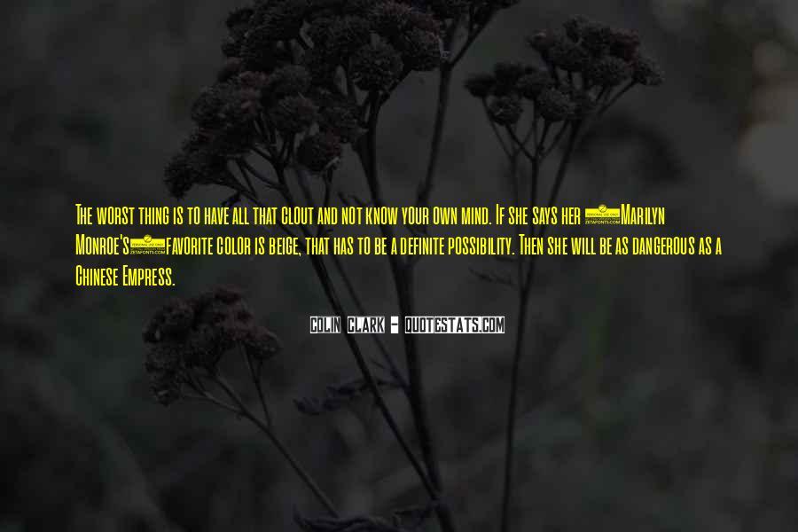 Colin Clark Quotes #676116