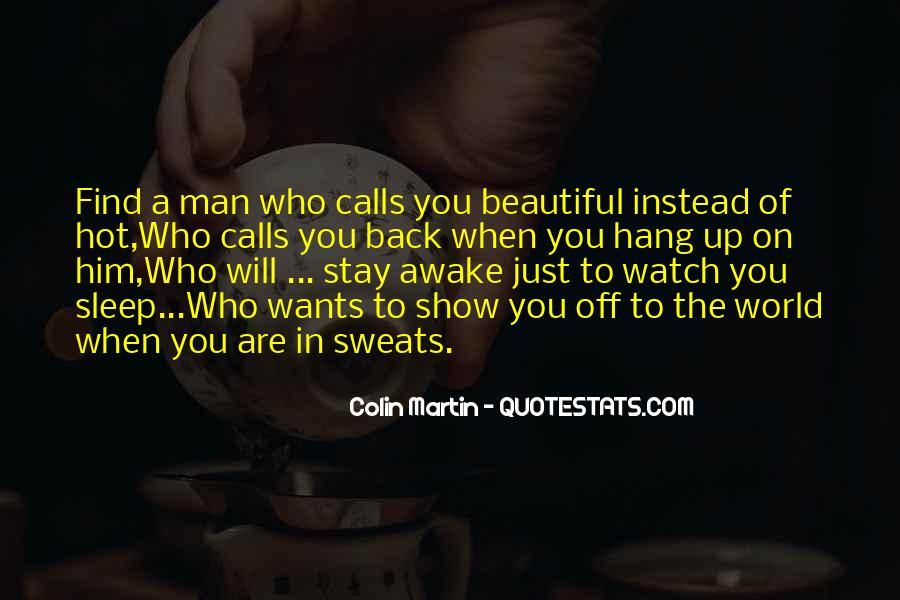 Colin Martin Quotes #420902