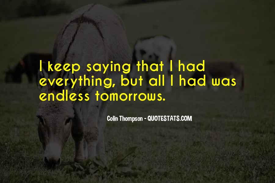 Colin Thompson Quotes #1234881