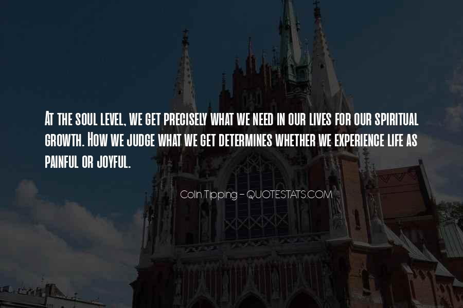 Colin Tipping Quotes #387328