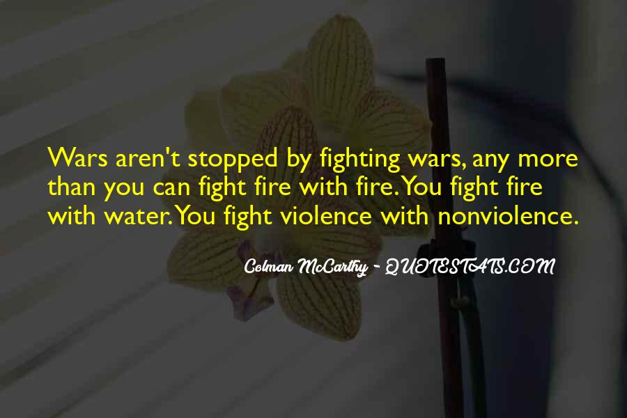 Colman McCarthy Quotes #1119007