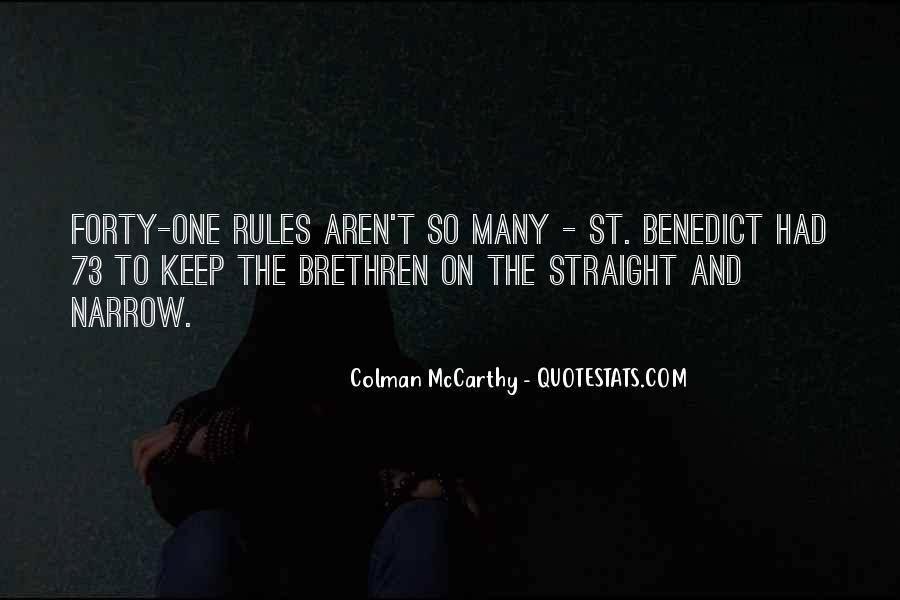 Colman McCarthy Quotes #1585148