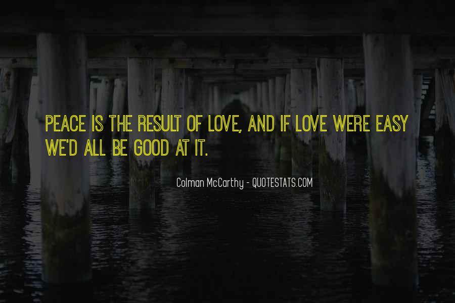 Colman McCarthy Quotes #930319