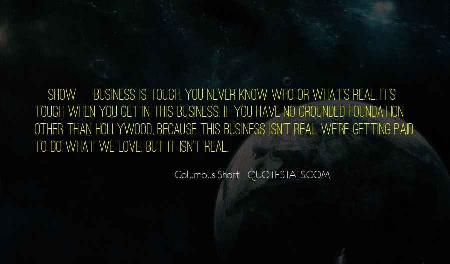 Columbus Short Quotes #1117509