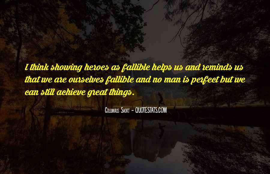 Columbus Short Quotes #77771