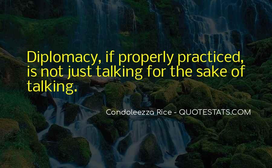 Condoleezza Rice Quotes #1044927