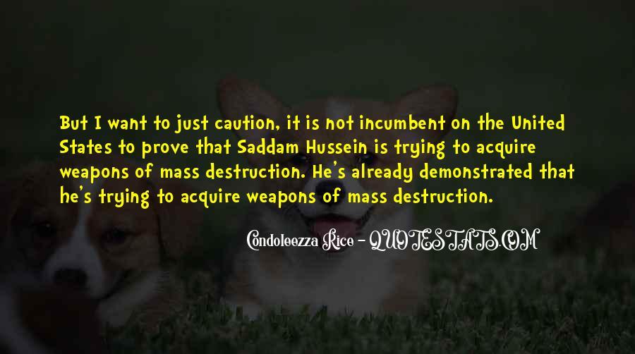Condoleezza Rice Quotes #1088273