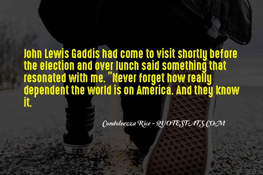 Condoleezza Rice Quotes #1199839