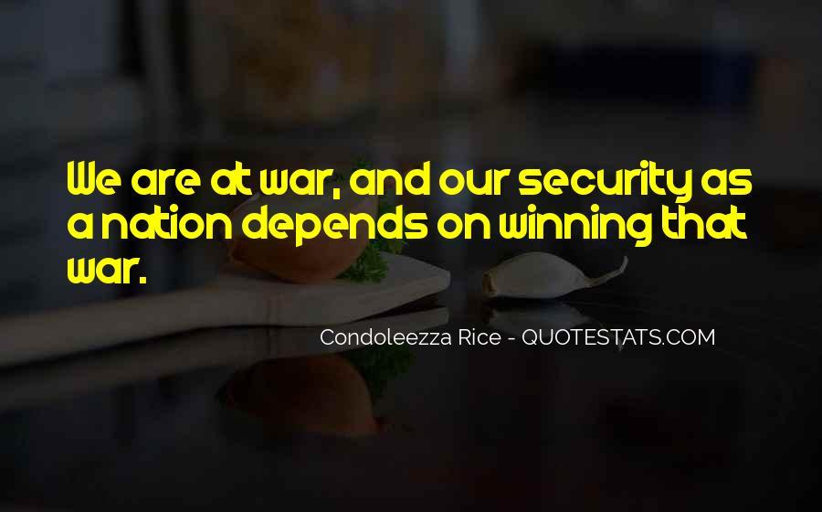 Condoleezza Rice Quotes #1278375