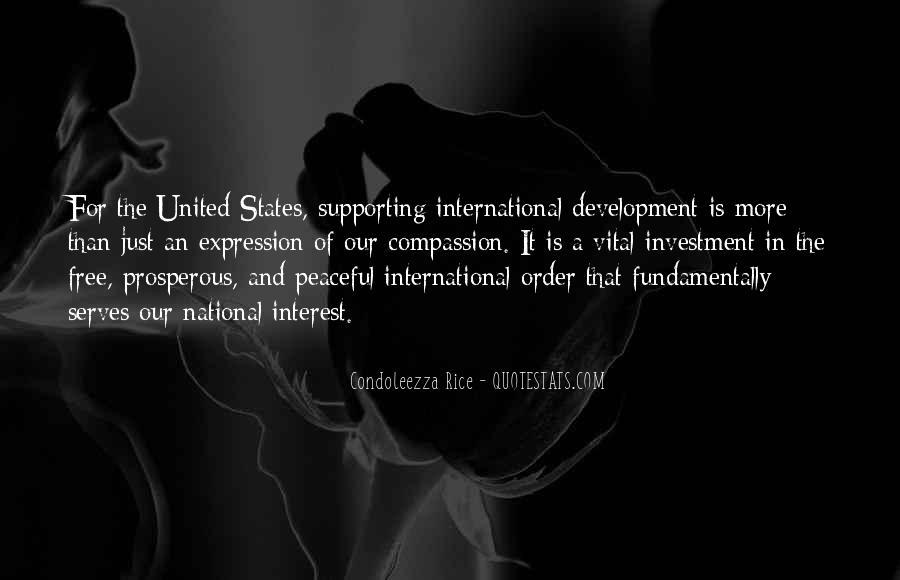 Condoleezza Rice Quotes #1328926