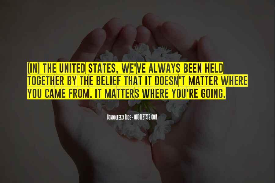 Condoleezza Rice Quotes #1522707