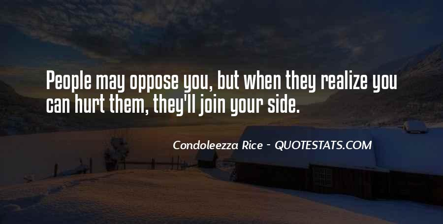 Condoleezza Rice Quotes #154076