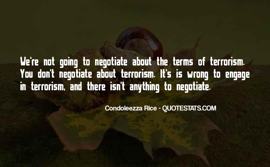 Condoleezza Rice Quotes #1602570
