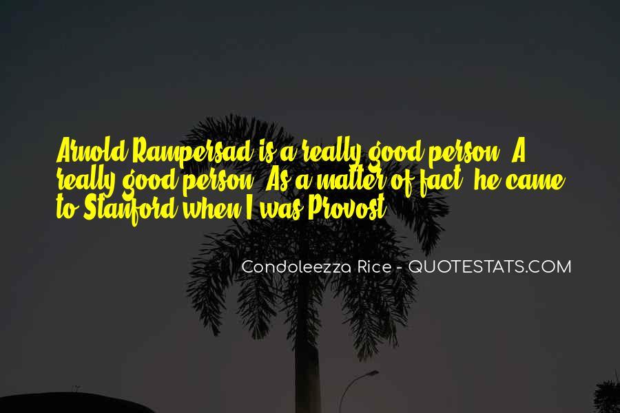 Condoleezza Rice Quotes #1874751