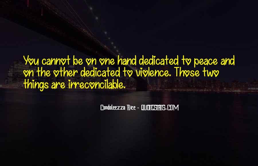 Condoleezza Rice Quotes #297461