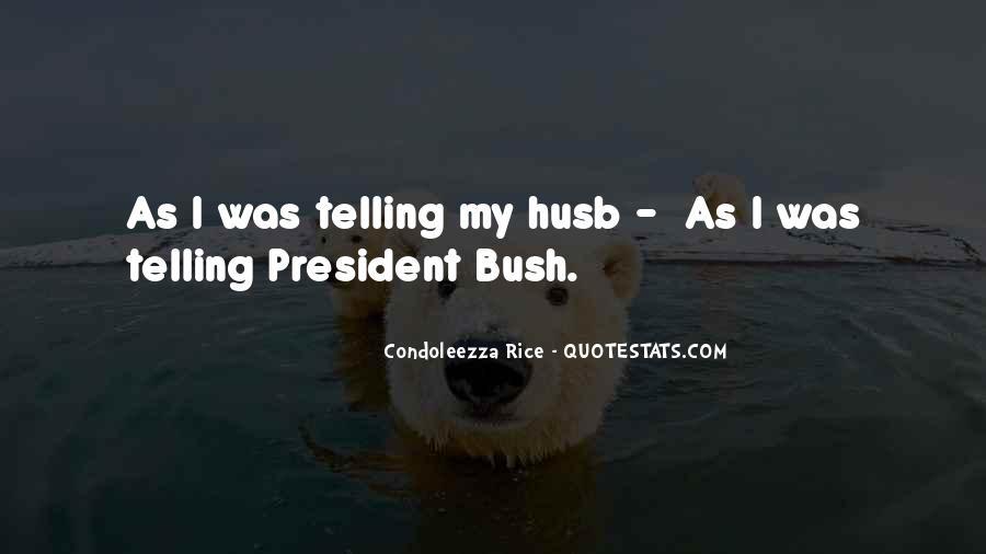 Condoleezza Rice Quotes #31244
