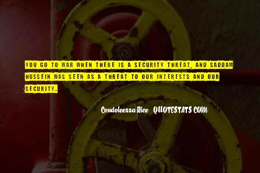 Condoleezza Rice Quotes #331053