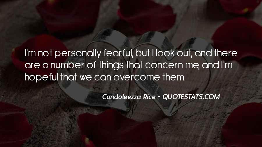 Condoleezza Rice Quotes #475470