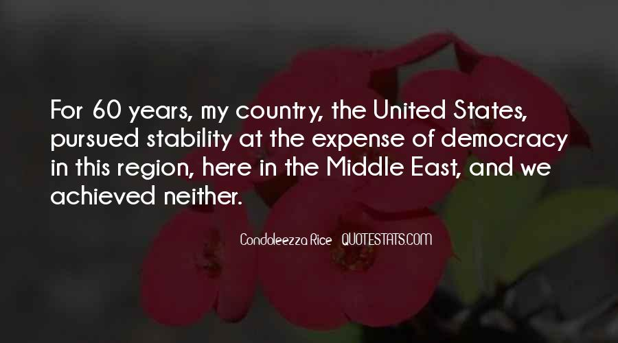 Condoleezza Rice Quotes #505694