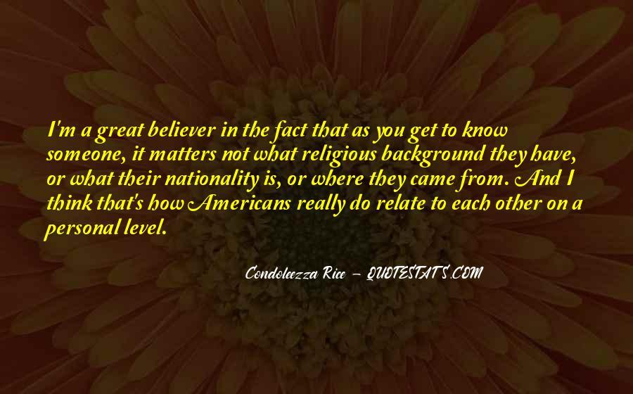 Condoleezza Rice Quotes #522135