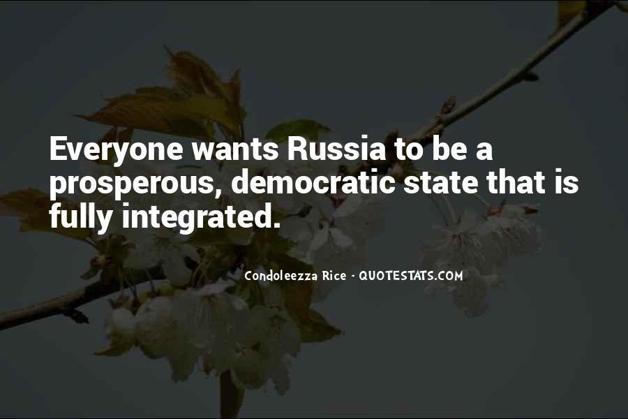 Condoleezza Rice Quotes #572472