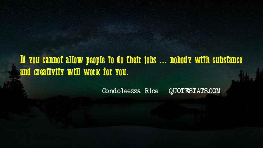 Condoleezza Rice Quotes #600897