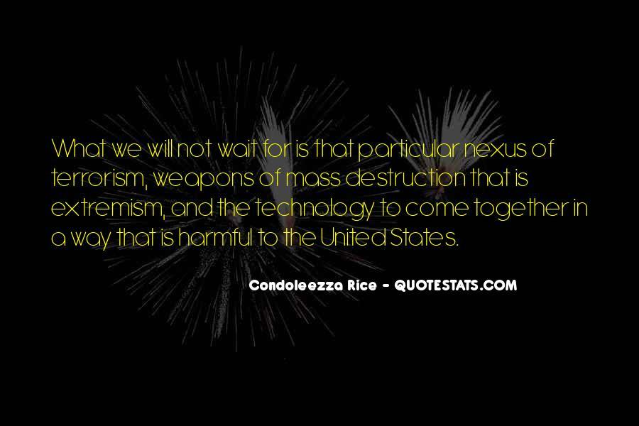 Condoleezza Rice Quotes #633647